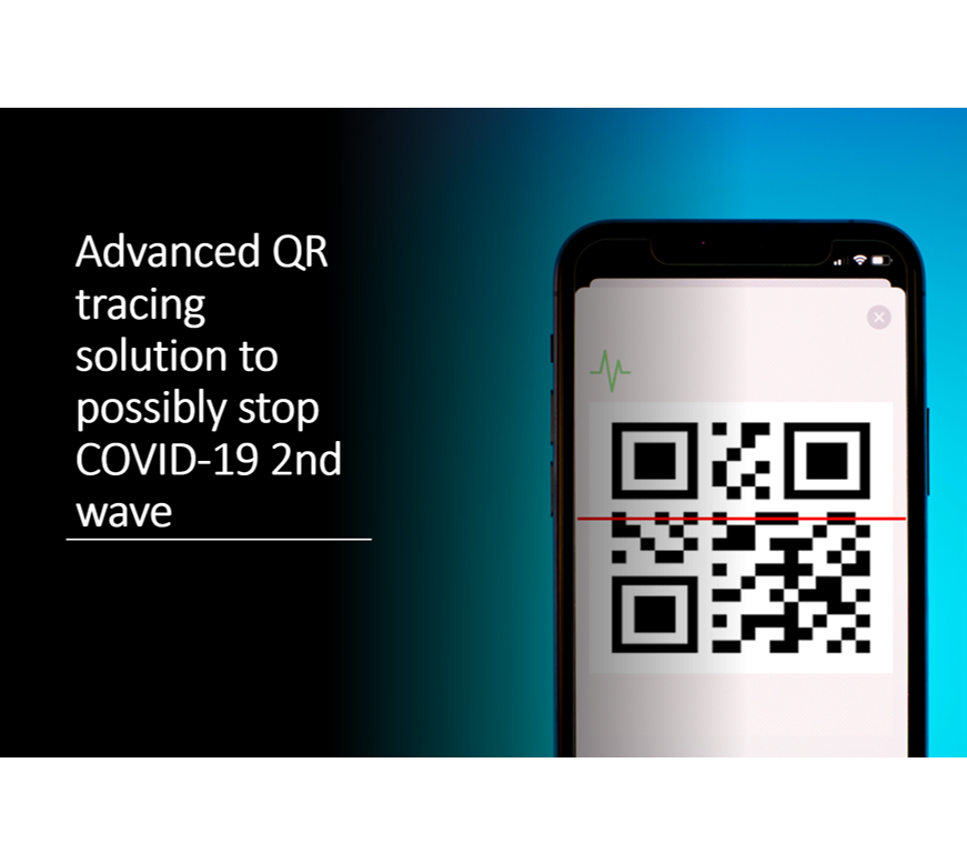 swIDch is looking to donate its advanced QR tracing solution