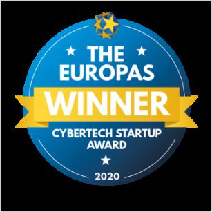 2020 Cybertech category winner of EUROPAS 2020 Award